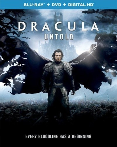 Dracula Untold [2 Discs] [UltraViolet] [Blu-ray/DVD]
