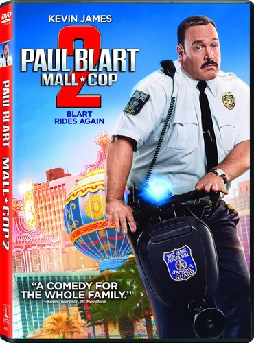 Paul Blart 2 [UltraViolet]
