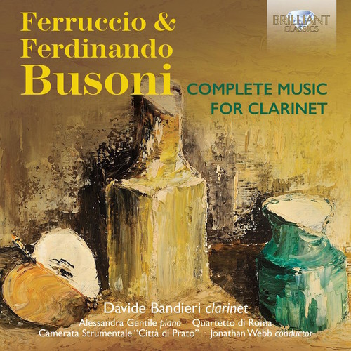 Complete Music for Clarinet