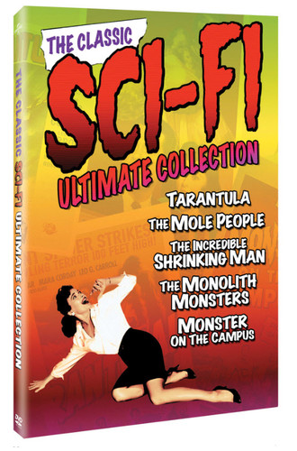 The Classic Sci-Fi Ultimate Collection: Volume 1