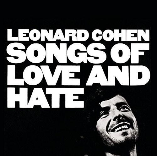 Leonard Cohen-Songs Of Love & Hate