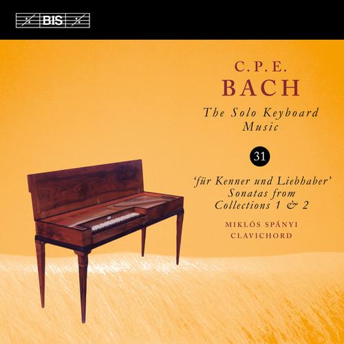 C.p.e. Bach: Solo Keyboard Music 31