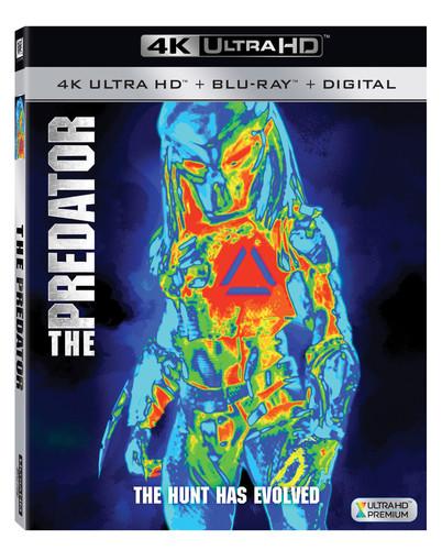 Predator [4K Ultra HD Blu-ray/Blu-ray]