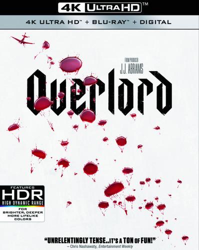 Overlord [4K Ultra HD Blu-ray/Blu-ray]