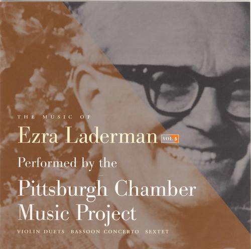 Music of Ezra Laderman 5