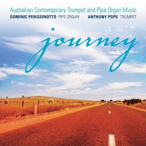 Journey: Australian Contemporary Trumpet & Organ
