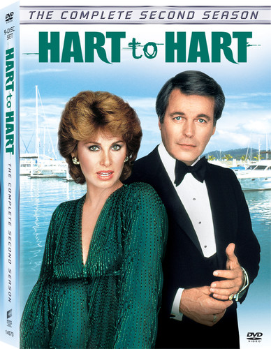 Hart to Hart: The Complete Second Season