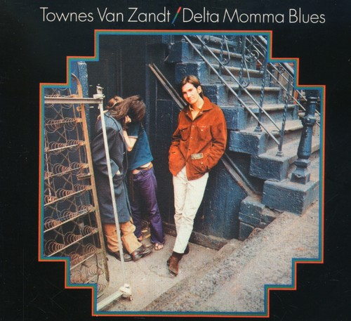 Townes Van Zandt-Delta Momma Blues