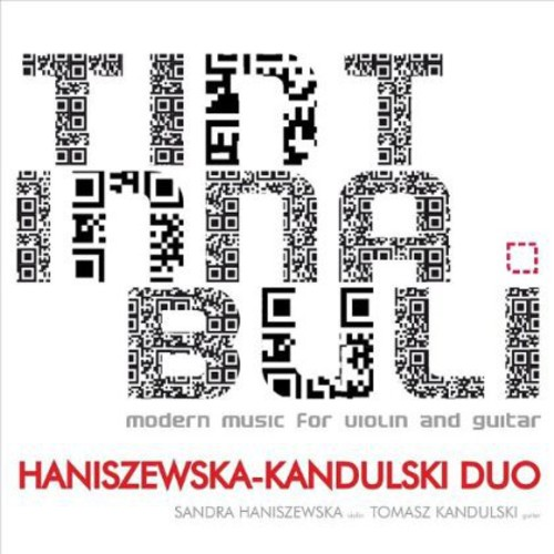 Tintinnabuli. Modern Music for Violin & Guitar.