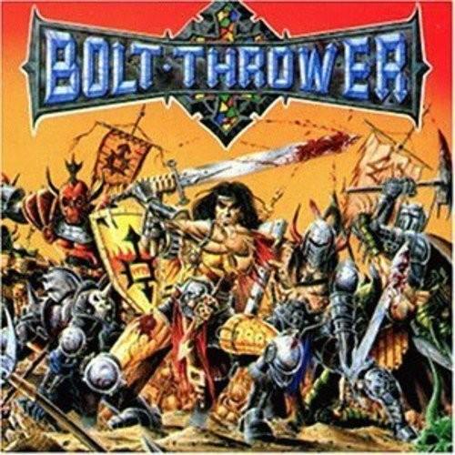Bolt Thrower-War Master