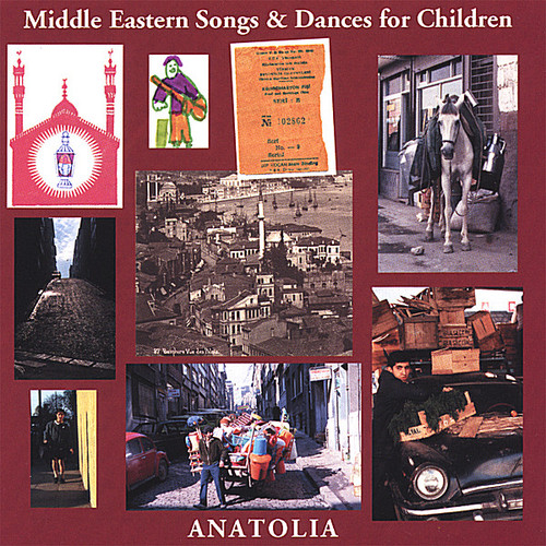 Middle Eastern Songs & Dances for Children