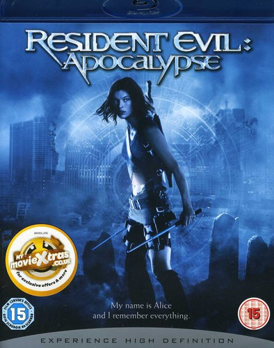 Resident Evil Apocalypse [Import]