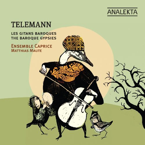 Telemann & Baroque Gypsies