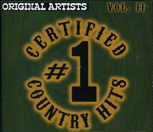 Certified #1 Country Hits, Vol. 2