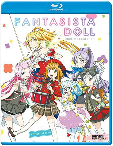 Fantasista Doll: Complete Collection