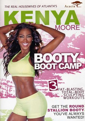 Kenya Moore: Booty Boot Camp
