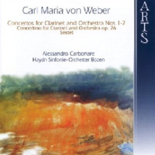 Concertos for Clarinet & Orchestra