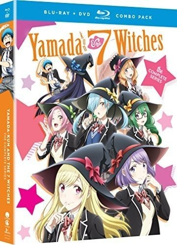 Yamada-kun And The Seven Witches: The Complete Series - Essentials