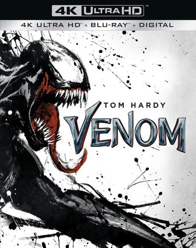 Venom [4K Ultra HD Blu-ray/Blu-ray]