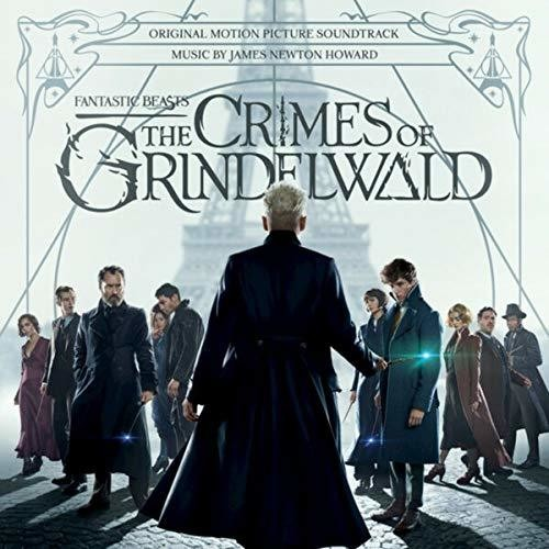 Fantastic Beasts: The Crime Of Grindelwald (Original Soundtrack) , James Newton Howard