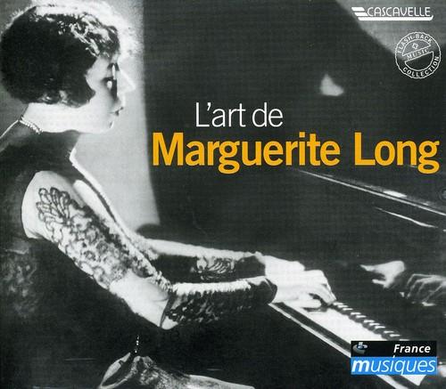Art of Marguerite Long
