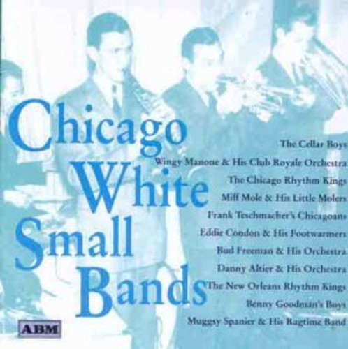Chicago White Small Bands