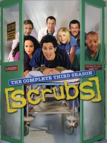 Scrubs: The Complete Third Season
