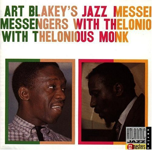 With Thelonious Monk