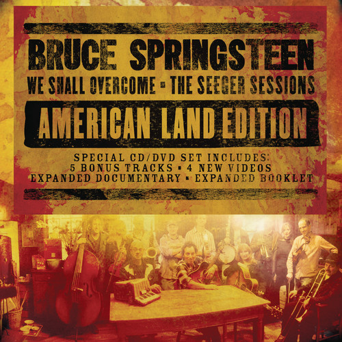 Bruce Springsteen-We Shall Overcome: The Seeger Sessions