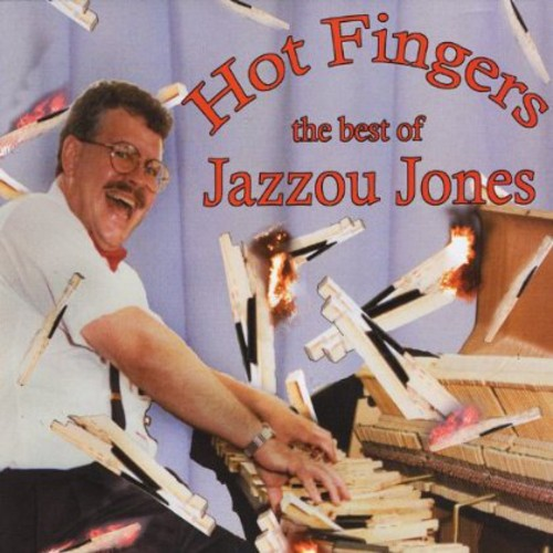 Hot Fingers-The Best of Jazzou Jones