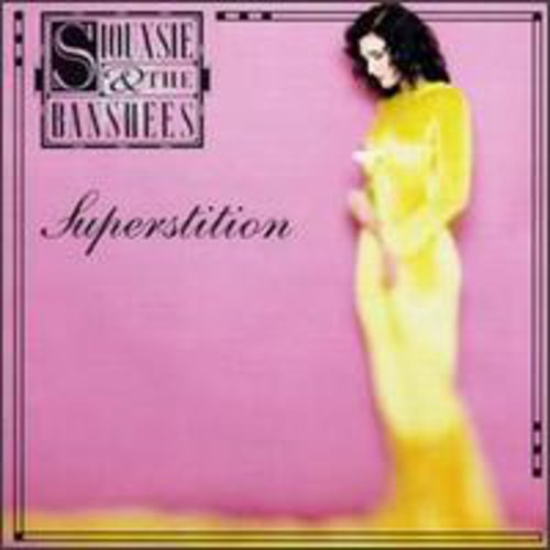 Siouxsie and the Banshees-Superstition