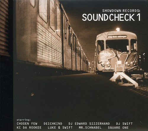 Showcheck 1 /  Various [Import]