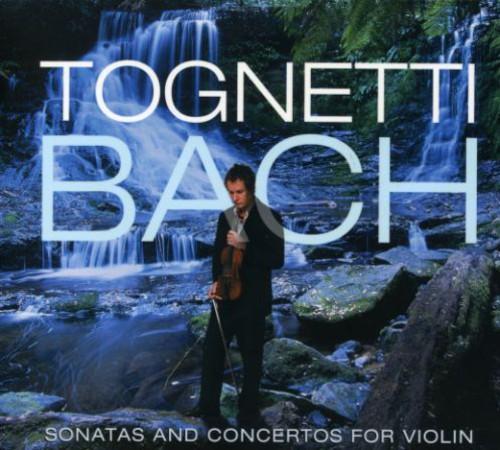Bach J S: Sonatas & Ctos for VLN