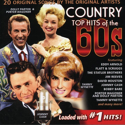 Country Top Hits Of The 60's