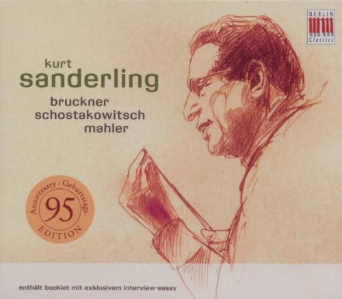 Sanderling Conducts: Bruckner & Mahler