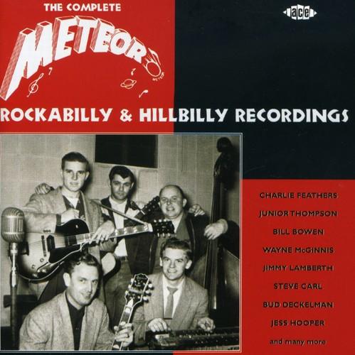 Complete Meteor Rockabilly & Hillbilly /  Various [Import]