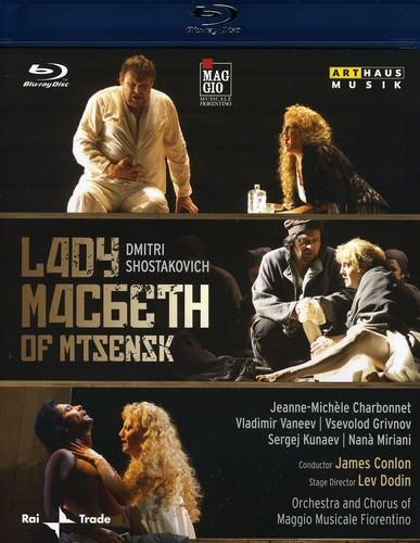 Lady MacBeth of Mtsensk