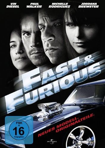 Fast & Furious [Import]