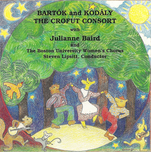 Folk Music of Bartok & Kodaly