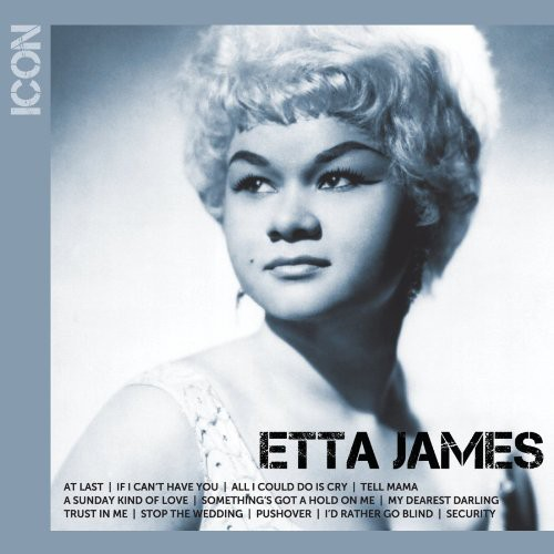 Etta James-Icon