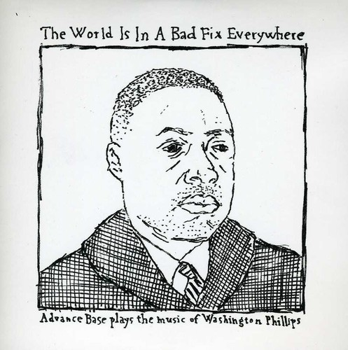 World Is in a Bad Fix Everywhere EP