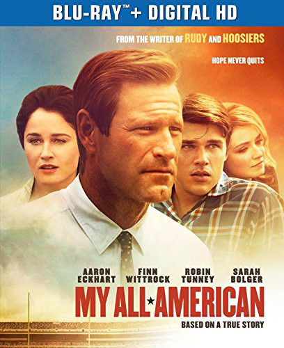 My All American [UltraViolet] [Blu-ray/DVD] [2 Discs]