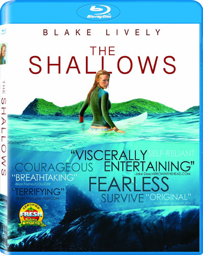 Shallows [UltraViolet] [Blu-ray]