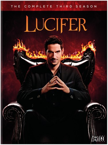 Lucifer: The Complete Third and Final Season