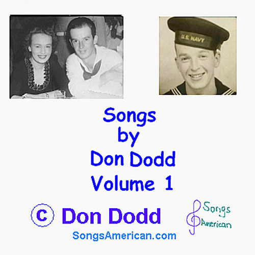 Songs By Don Dodd 1