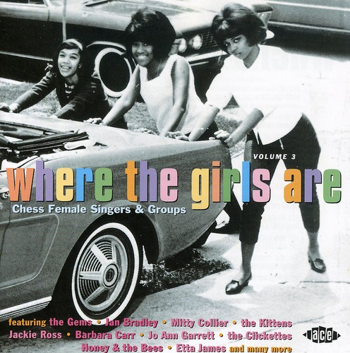 Where the Girls Are 3 /  Various [Import]