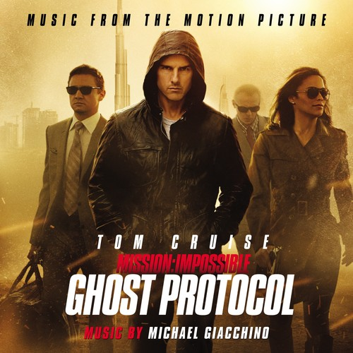 Various Artists-Mission: Impossible: Ghost Protocol (Original Soundtrack)