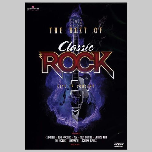 Best of Classic Rock-Live in Concer [Import]