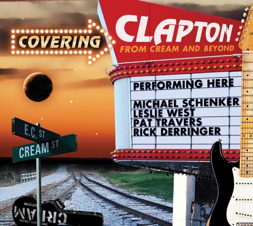 Covering Clapton from Cream & Beyond /  Various