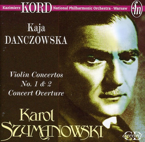 Violin Concertos 1 & 2 /  Concert Overture
